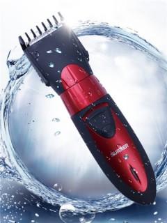 Surker Bartschneider Friseur Haarschnitt Pflege Kit Maschine Professionale Wiederaufladbare Schnurlos Leise
