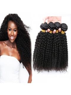 Brasilianische Verworrene Lockige Jungfrau-Haar