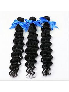Brasilianisches Jungfrau-Haar Rohboden Brasilianische Curly Weave
