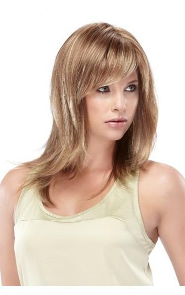 Gorgeous Mit Bangs Blonde Neu