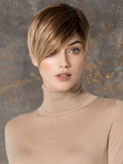 Affordable Boycuts Blonde Petite Perücke