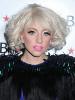 Lady Gaga Locken Promi Perücke
