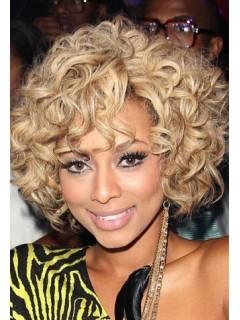 Blond Welling Perücken