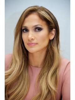 Jennifer Lopez Welling Vollspitze Synthetik Perücken