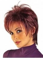 Kurz geschnittene Synthetische Haarperücken für Frauen
